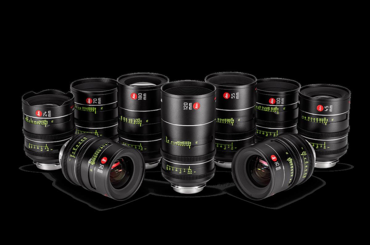 Leica Thalia Primes