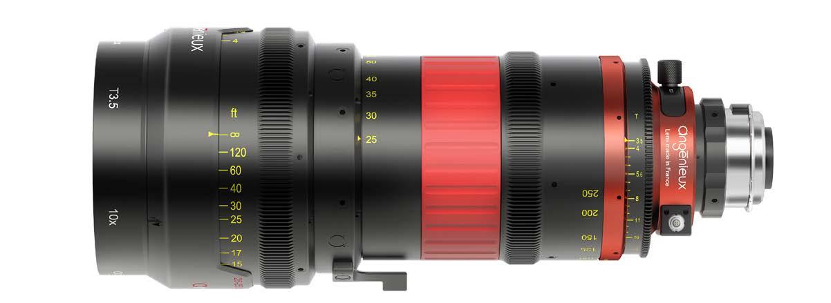 Angenieux 25-250 HR Cine Zoom