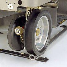 Fisher Round Track Wheels