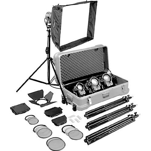 Arri Softbank I Tungsten 4 Light Kit