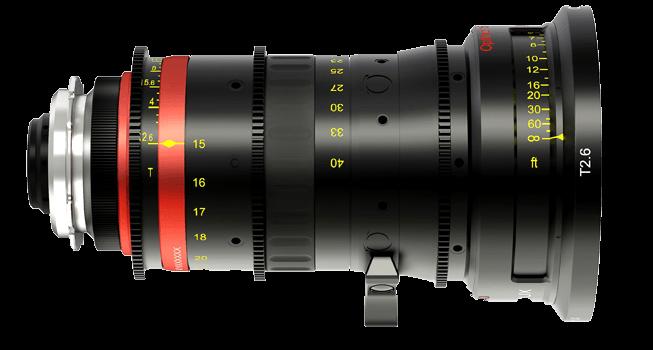 Angenieux 15-40 Lightweight Cine Zoom