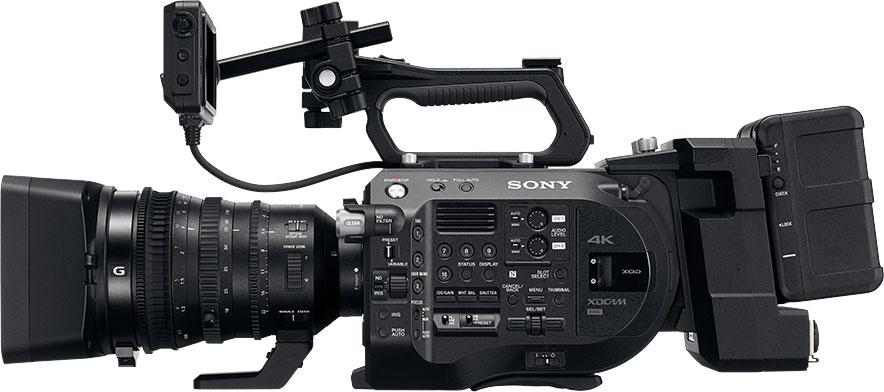 Sony FS7 Mk2