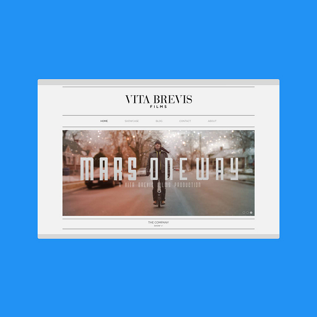 Vita Brevis Films Cover Photo